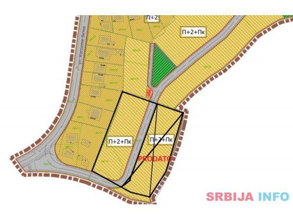 Gradjevinsko zemljiste-Krusevac