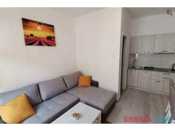 Dvosoban Apartman Ris 2 Novi Sad Stari grad