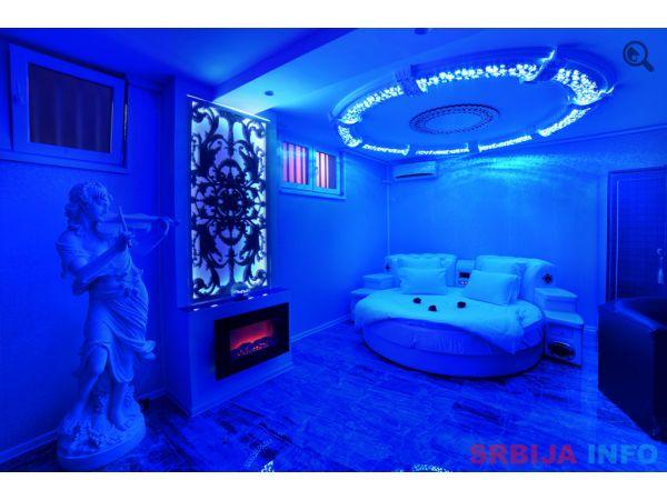 Studio Apartman Spa 1 Lux Novi Sad Detelinara