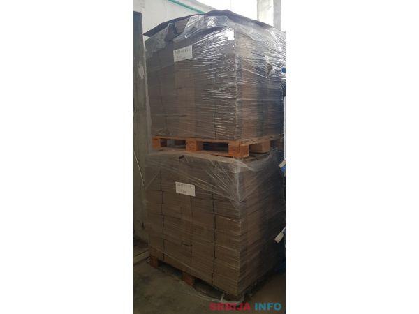 Na prodaju nove kartonske kutije