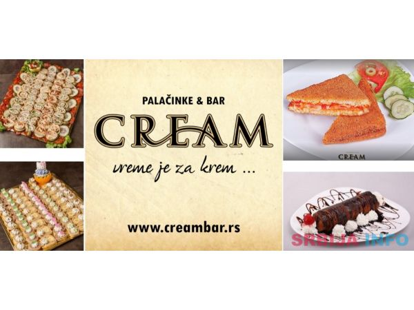 Cream Bar Novi Sad