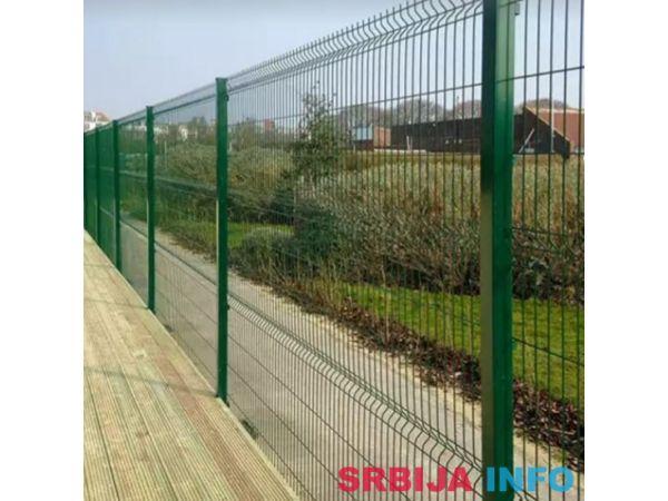 Panelne ograde akcija 3d 153x250 4 mm komplet duzni metar