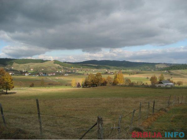 Zlatibor, okolina, Semegnjevo, 8ari, 650e/ar