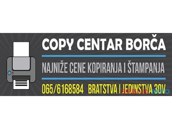 Digitalna stampa Borca