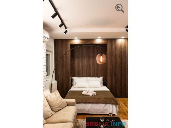 Studio Apartman New York Beograd Novi Beograd
