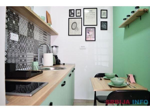 Studio Apartman Mateja Novi Sad Detelinara