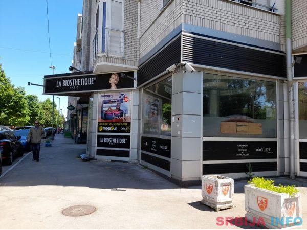 Izdaje se lokal-poslovni prostor na Bezanijskoj Kosi