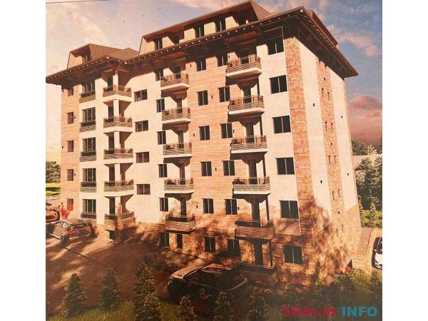 LUX stanovi u izgradnji ulica Jovanke Jeftanovic