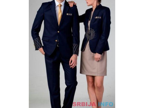 Lady A uniforme