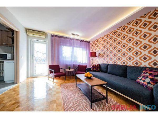 Blue Amber Downtown - Apartman Novi Sad