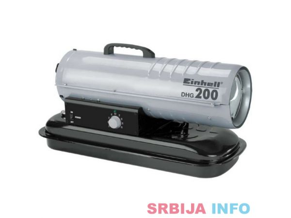 Einhell DHG 200 dizel grejač