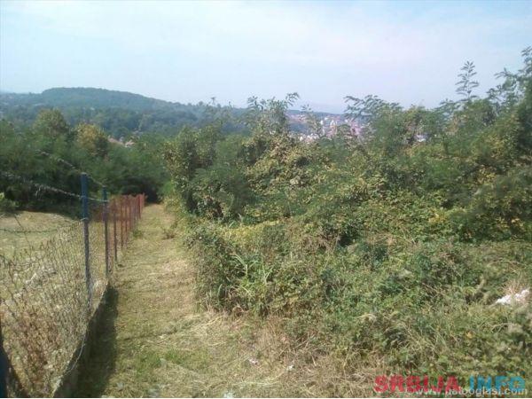 Vrnjacka Banja-gradjevinsko zemljiste