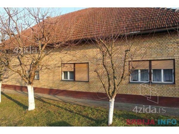 Kuca na prodaju Sombor-Bezdan