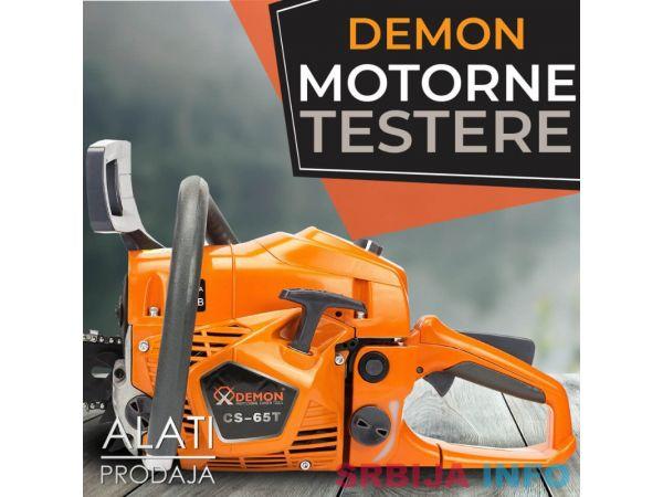 DEMON Motorna testera PRO 4.4 KS