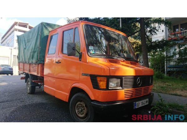 Prodajem kamion MERCEDES 601 D