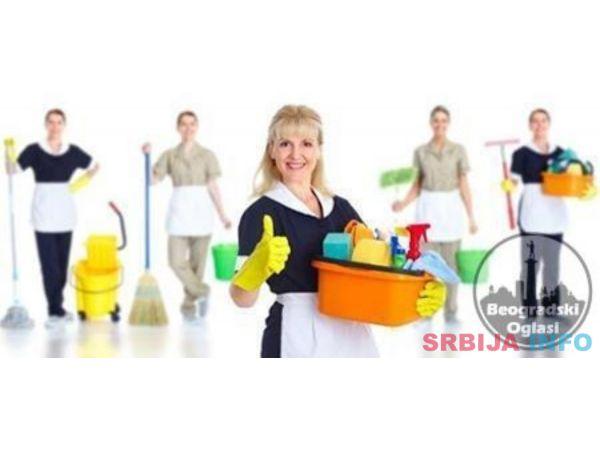 Potrebne radnice za generalna ciscenja ( 36000 – 66000 )