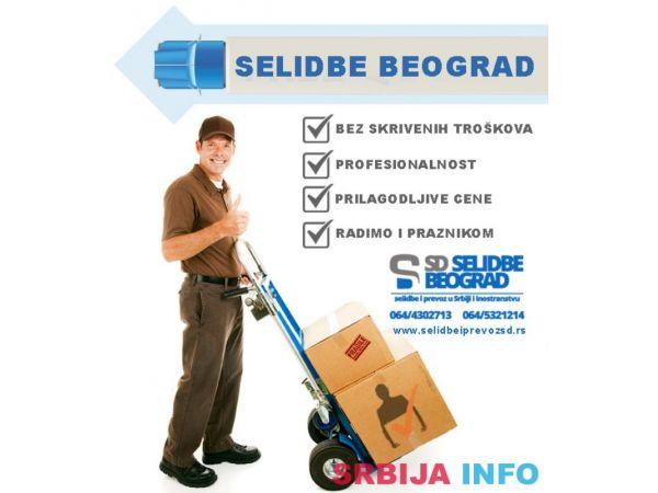 Selidbe Beograd Super Cena