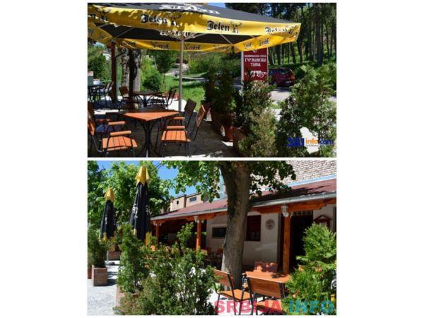 Restoran i poslasticara Niska banja