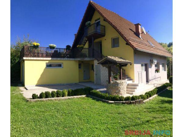 Vila Jovana - Banja Vrdnik - Fruška Gora