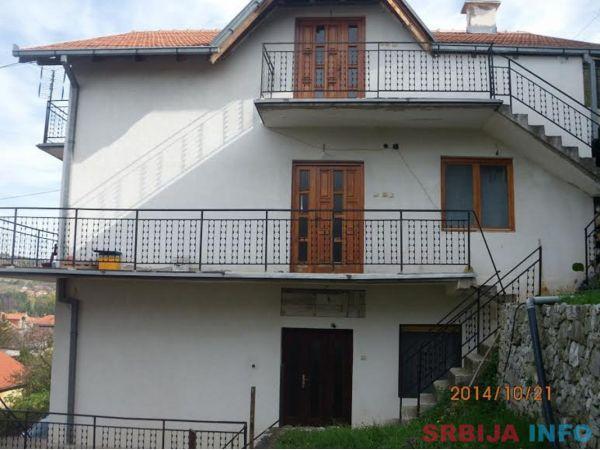 Kuca Soko Banja moze zamena za Nis