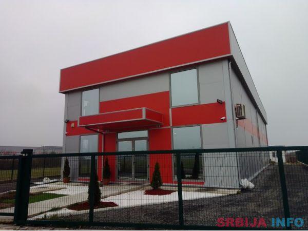Poslovni objekat-industrijska zona Dobanovci