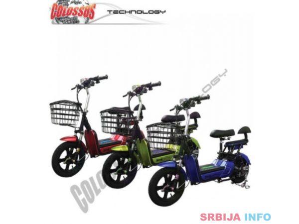 Električni bicikl CSS-55Q