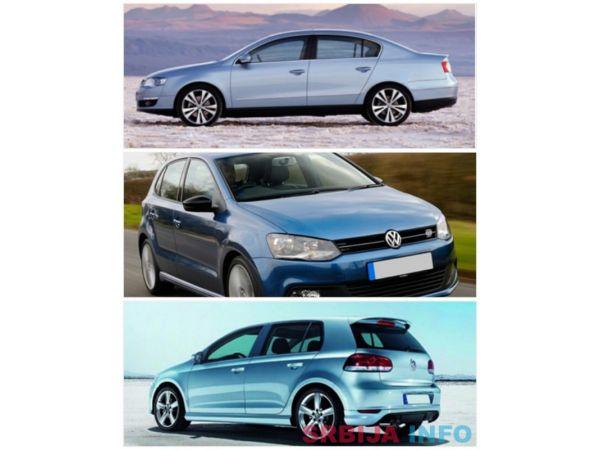 Delovi za Volkswagen Akcija