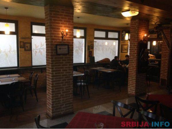 Poslovni prostor-kafe restoran