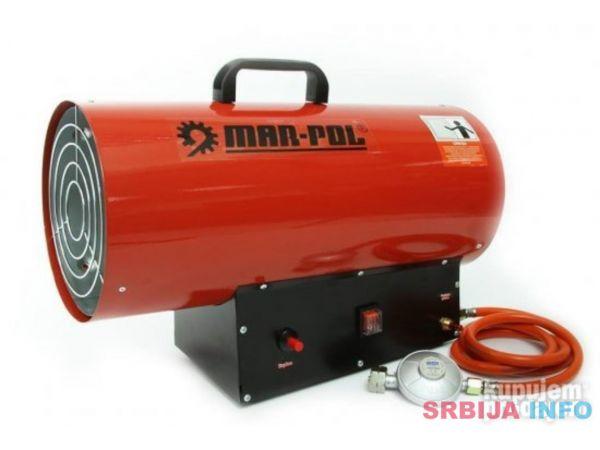 Plinski top Mar-Pol grejač / 45kW