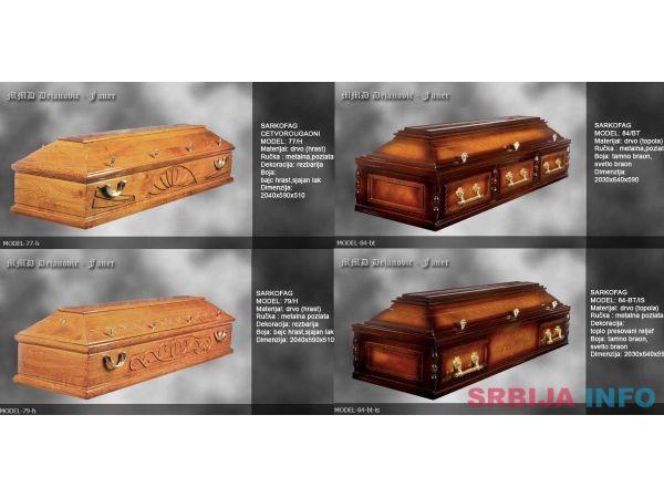 Pogrebne usluge Cukarica
