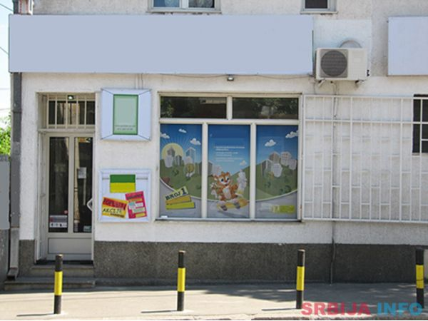 Lokal na Voždovcu