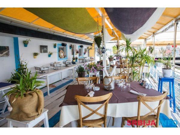Restoran na vodi Zemun