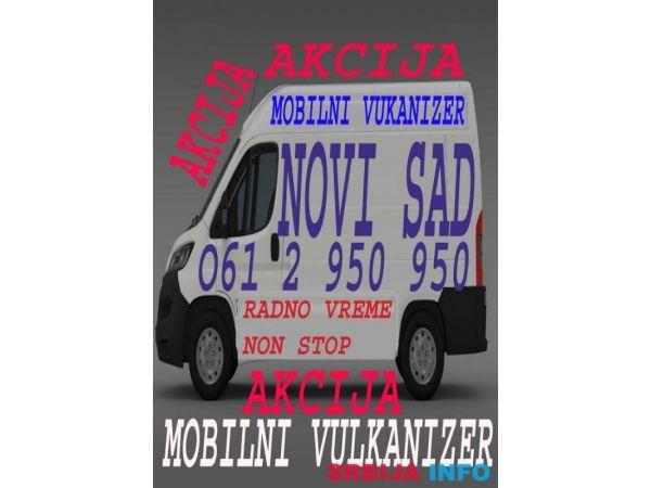 Mobilni Vukanizer Novi Sad
