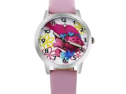 Ručni sat za devojčice - Trol Princeza Maka (Poppy)