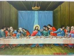 Umjetnička slika - Tajna večera