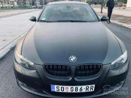 BMW 335 i E92 Biturbo coupe
