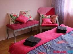Pink Flamingo Nest - dizajn apartman Senta (do 5 osoba)