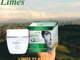 Limes 21 krema – 21 aktivna susptanca za našu kožu