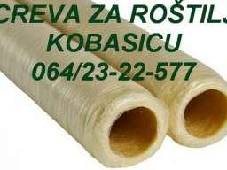 Creva Rostiljska Usoljena za KOBASICU