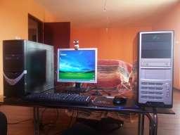Dva računara-Desktop na prodaju