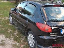 Peugeot 206 1.4 benzin-plin