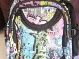 Ranac za školu za devojčice-Dezen Grafiti (lagan!)