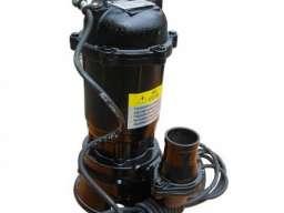 Black potapajuca muljna pumpa sa seckalicom 2600w