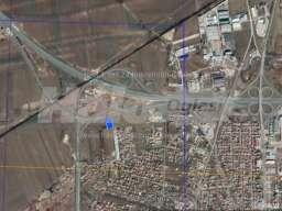 Industrijski plac uz auto put Beograd-Subotica