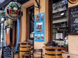 Prodajem lokal-restoran, Tasmajdan
