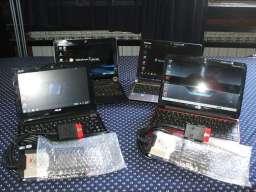 Laptop+Nova Autodijagnostika Delphi+Autd