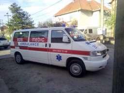 Prevoz sanitetom u Srbiji i inostranstvu