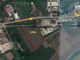 Zemljiste u industrijskoj zoni
