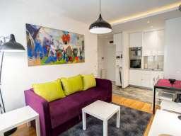 Jednosoban Apartman Budim Beograd Centar