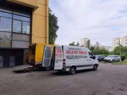 Prevoz robe i selidbe